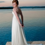 Bridal Portrait Lake Travis