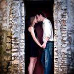 Mayfield Park Austin Wedding Engagement