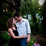 Mayfield Park Austin Wedding Engagement