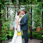 hummingbird house wedding